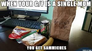 Single Mom Meme - when your girlfriend is a single mom meme on imgur