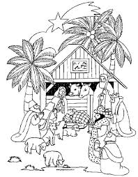 100 Best Kerst Kleurplaten Images On Pinterest Coloring Pages Wise Worship Coloring Page