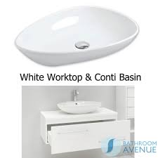 Bathroom Vanity Unit Worktops Modern Vanity Unit White U0026 Counter Top Basin White Sink Cabinet