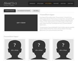 about us 10 about us templates os templates