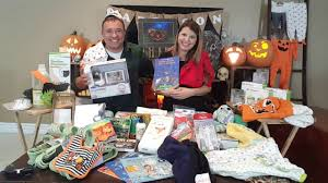 halloween baby shower online gift opening youtube