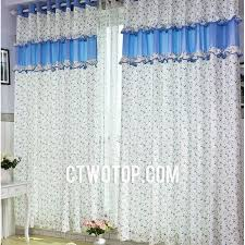 Where To Buy White Curtains Blue Floral Beautiful Living Room Buy White Curtains
