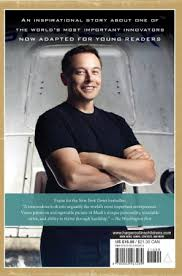biography book elon musk elon musk and the quest for a fantastic future young readers