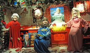 Christmas Window Decorations In Nyc by Christmas Traditions Holiday Window Decorations At Womansday Com