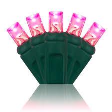5mm pink led lights