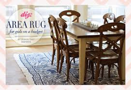 Large Area Rugs Diy Large Area Rug