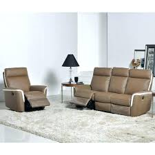 cdiscount canap cuir fauteuil relax cdiscount cdiscount canape cuir canapac 3p relax