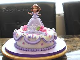 sofia the cake princess sofia cake that i made for my goddaughter cakecentral