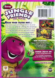 Category Barney And The Backyard by Barney Jungle Friends Dvd Walmart Com