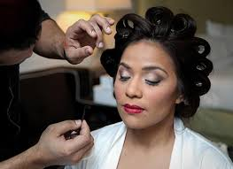 vegas makeup artist wedding hair and makeup las vegas chapel of the flowers