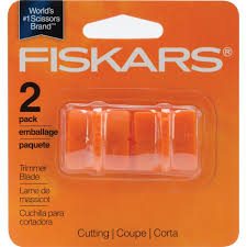 amazon com fiskars trimmer cutting replacement blades style g
