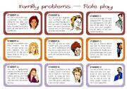 Family Roles In Addiction Worksheets Worksheet Family Problems Play
