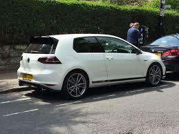 dream car spotter volkswagen golf clubsport 2016