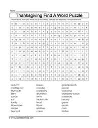 thanksgiving puzzles puzzle book