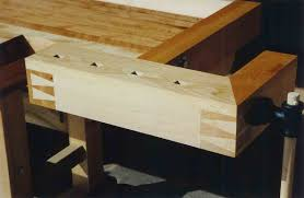 Woodworking Bench Top Plans by How To Make Workbench Vise Best House Design