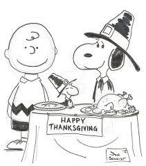 2012 11 21 dsc peanuts thanksgiving by bujinkomix on deviantart