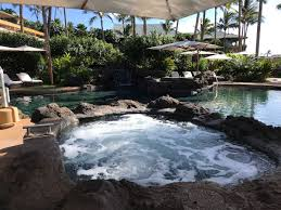 review four seasons resort lanai one mile at a time