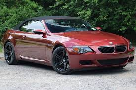 bmw of bloomfield nj 2007 bmw m6 2dr convertible in bloomfield nj silver auto