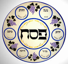passover plate foods holy communion a walk in the word