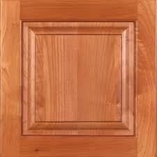 cherry kitchen cabinets kitchen the home depot ancona ready to assemble cabinet door sample in