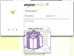 universal wedding registry universal registry how to for amazons wedding registry