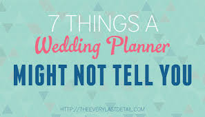 How To Be A Wedding Coordinator The Best Wedding Planning Tips Of 2014 Every Last Detail