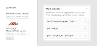 cek resi jne berdasarkan nama woocommerce jne shipping plugin wajib toko online