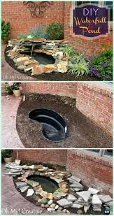 Pond Landscaping Ideas Diy Garden Fountain Landscaping Ideas U0026 Projects With Instructions