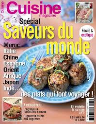 la cuisine du monde cuisine magazine n 53 mai jun jui 2014 page 12 13 cuisine