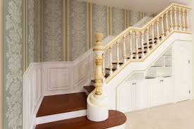 Wooden Stair Banisters 21 Elegant Wood Stair Railing Design Ideas Pictures
