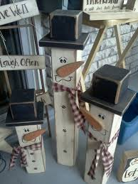 Wood Crafts For Gifts by Best 25 Christmas Wood Ideas On Pinterest Country Winter