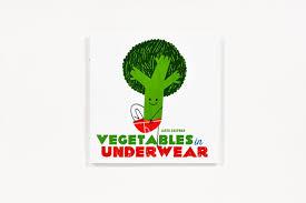 vegetables in underwear jared chapman 9781419714641 amazon com