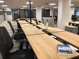 mobilier de bureau dijon octobre 2017 startway expose mobilier artisanal au salon coworking