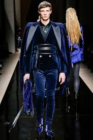 balmain fall 2016 menswear collection vogue