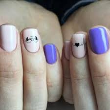 beautiful bright nails the best images bestartnails com
