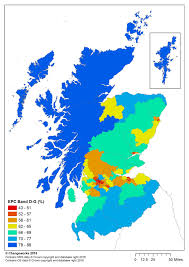 World Map Scotland by Cold Homes U0027 In Scotland Factsheet And Map The Existing Homes