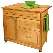 catskill craftsmen deep drawer kitchen island hayneedle