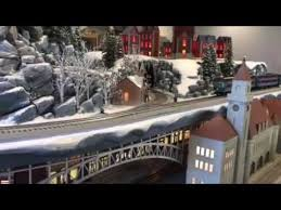 polar express train running on the top level with challenger sp