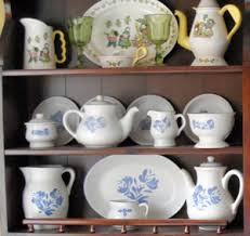 vintage dinnerware suzanne prochaska