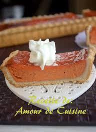 amour de cuisine chez soulef tarte sucrée au potiron tarte de potimarron amour de cuisine