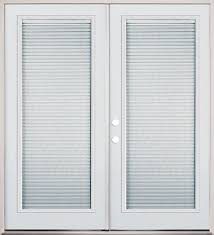 sliding glass door with blinds removing patio sliding door and installing french doors with mini