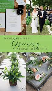wedding details inspired by pantone u0027s 2017 color of the year dfw