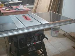 Skil Table Saw Adding A Table Saw Extension Wing Jays Custom Creations