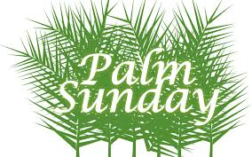 palm leaves for palm sunday children s session palm sunday children and youth