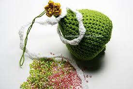 amigurumi leaf pattern beads necklace free crochet pattern craft passion