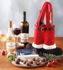 christmas wine gift baskets wine gift