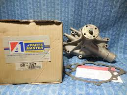 1986 93 ford lincoln mercury 302 5 0l nors water pump 88 90 92