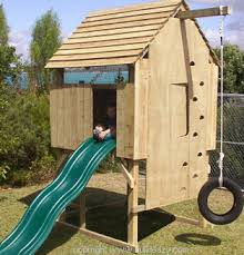 Free Backyard Playground Plans For Kids Playsets Swingsets - Backyard fort designs