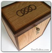 Keepsake Box Personalized Wooden Memory Box Personalized With Images Text