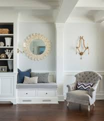 ballard design living room victorian with storage bench tufted